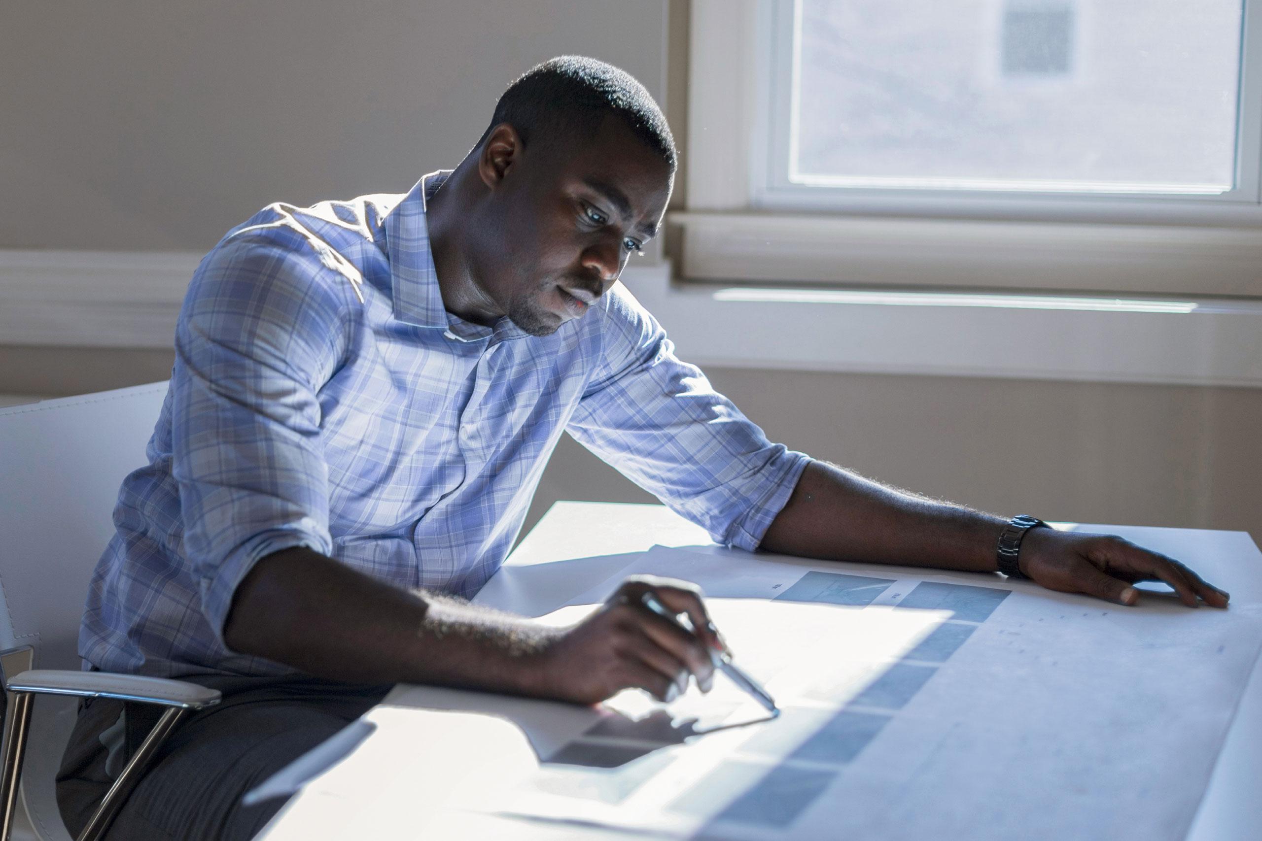 Leroy Ali-Osman Named Associate Principal of Andre Johnson Architects