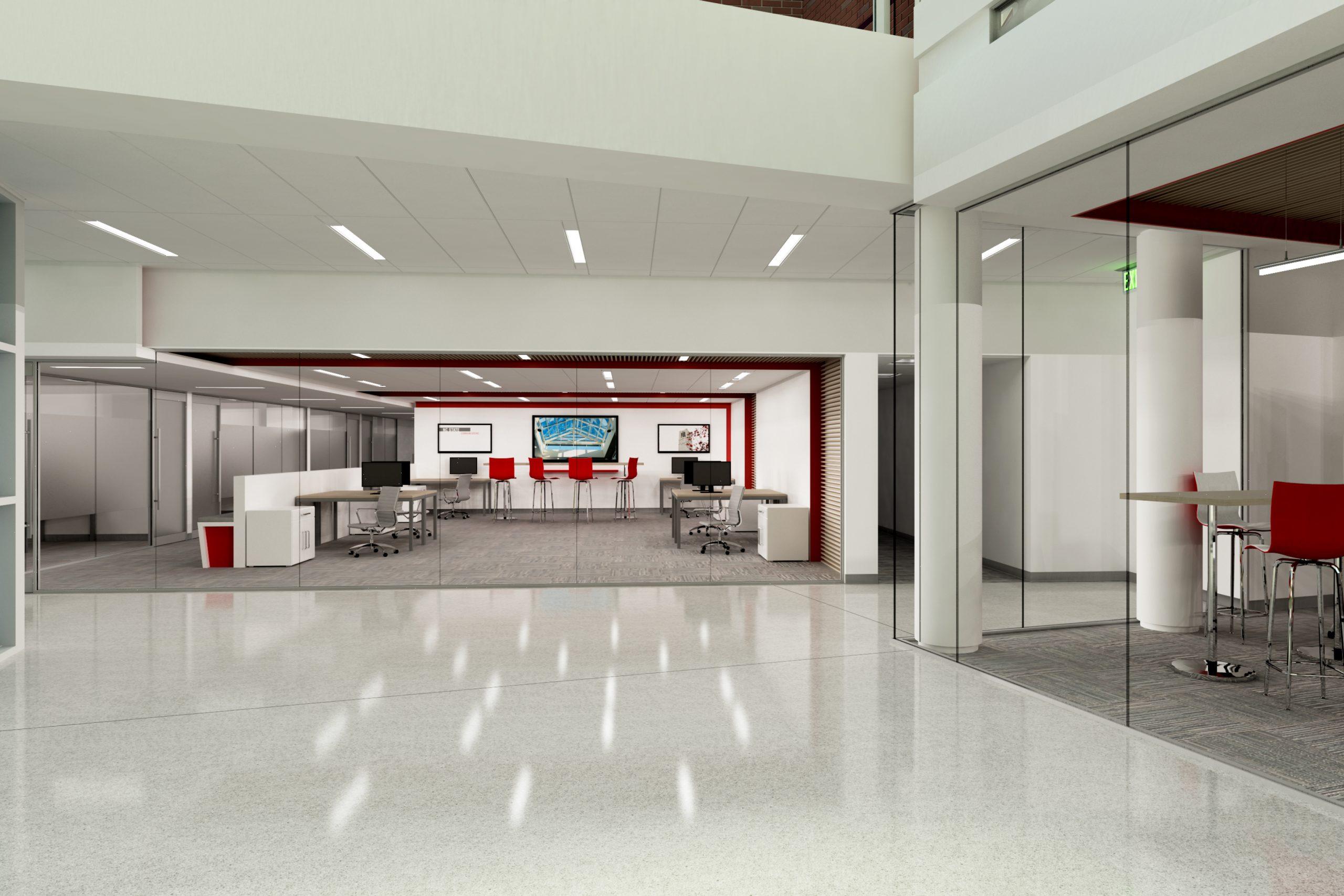 Butler Communications Building 012