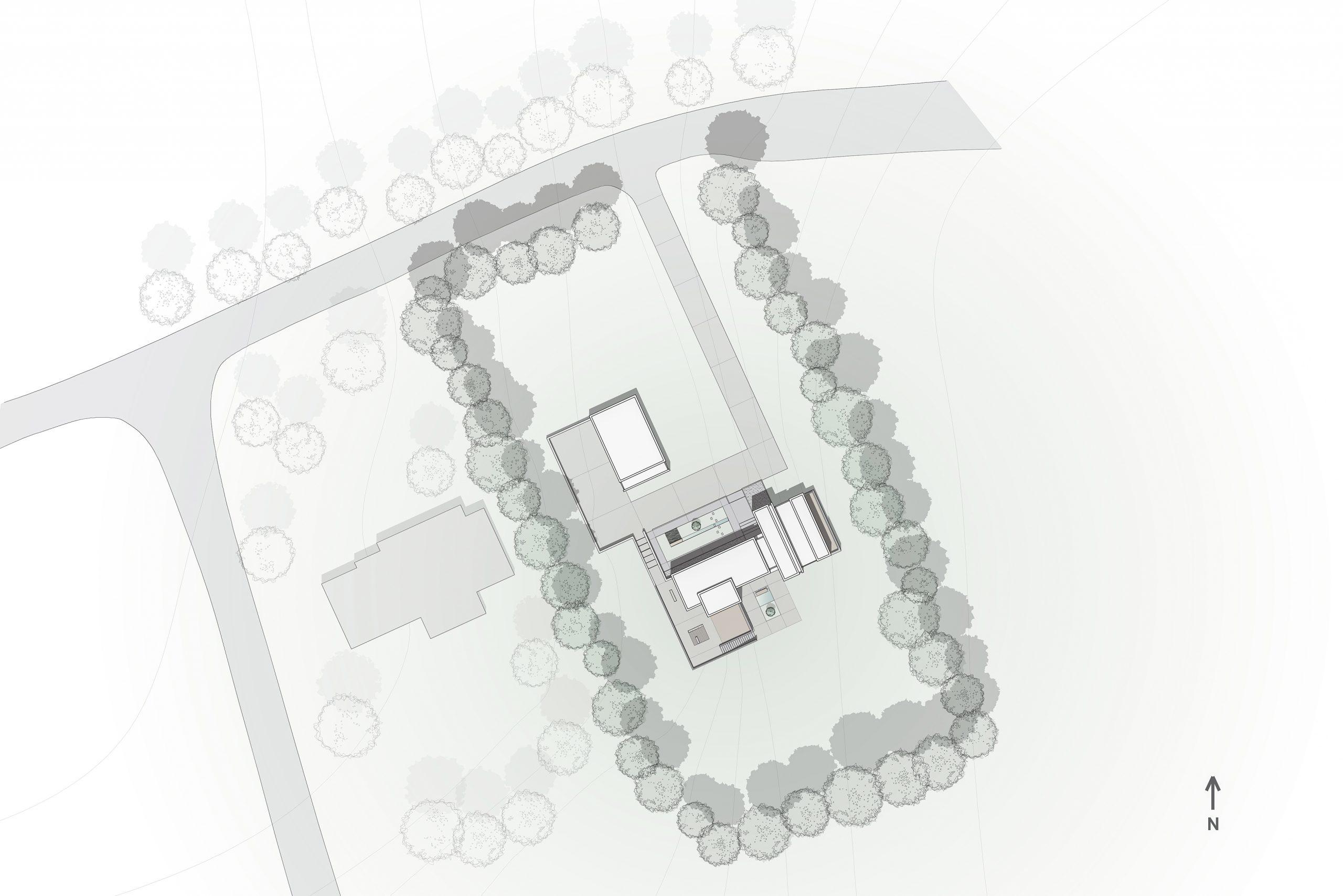 Oak Forest Drive Residence 002