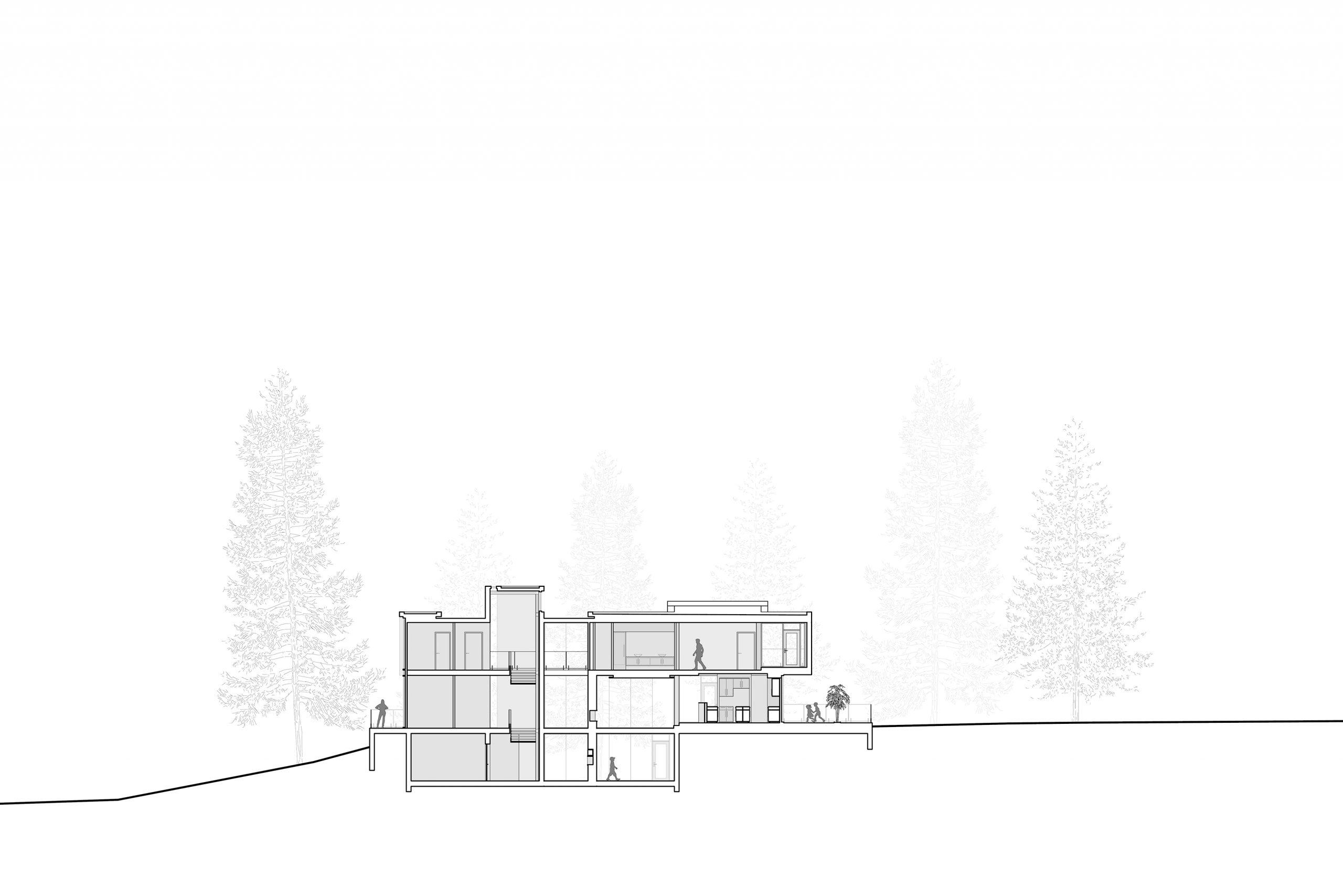 Oak Forest Drive Residence 004