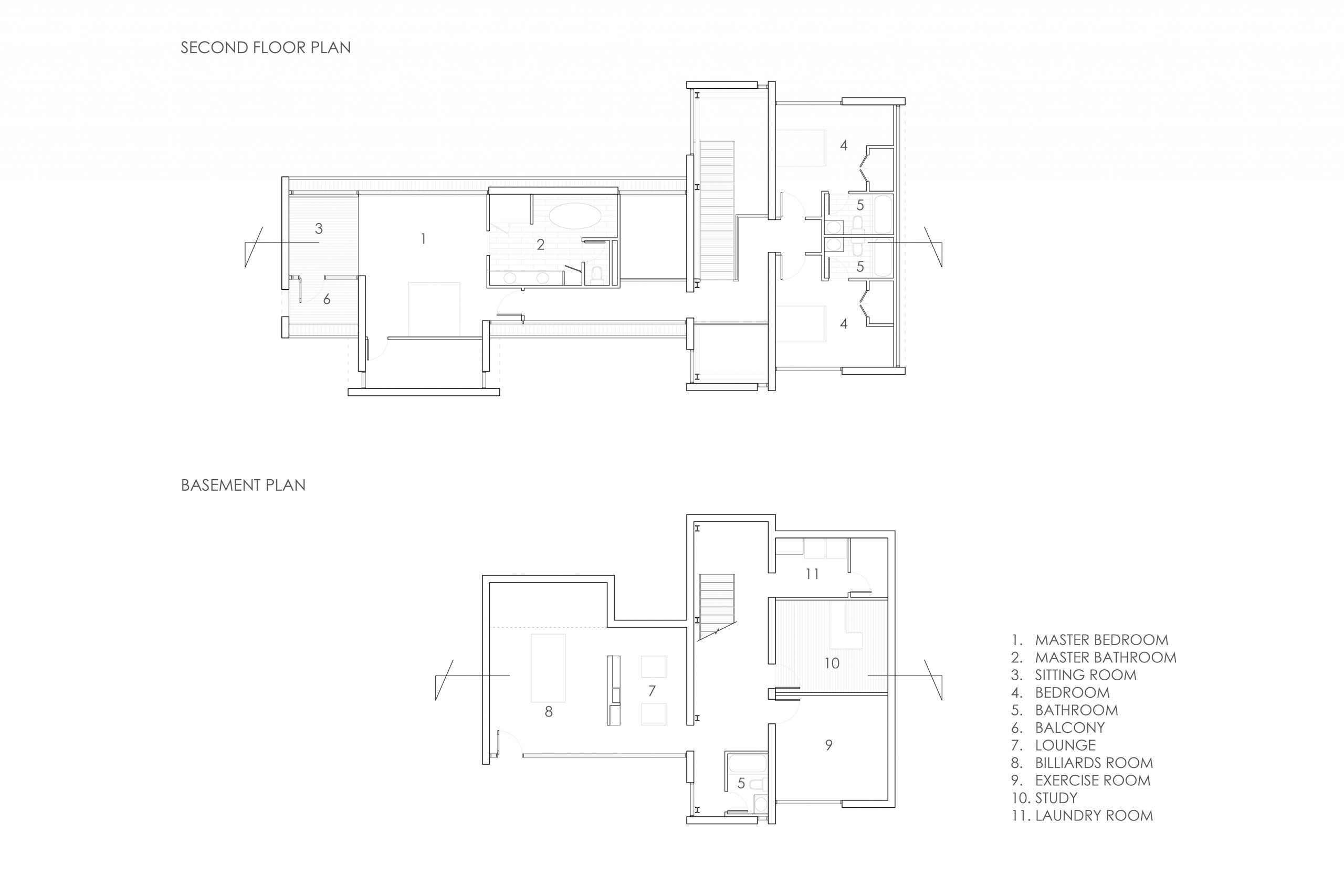 Oak Forest Drive Residence 009