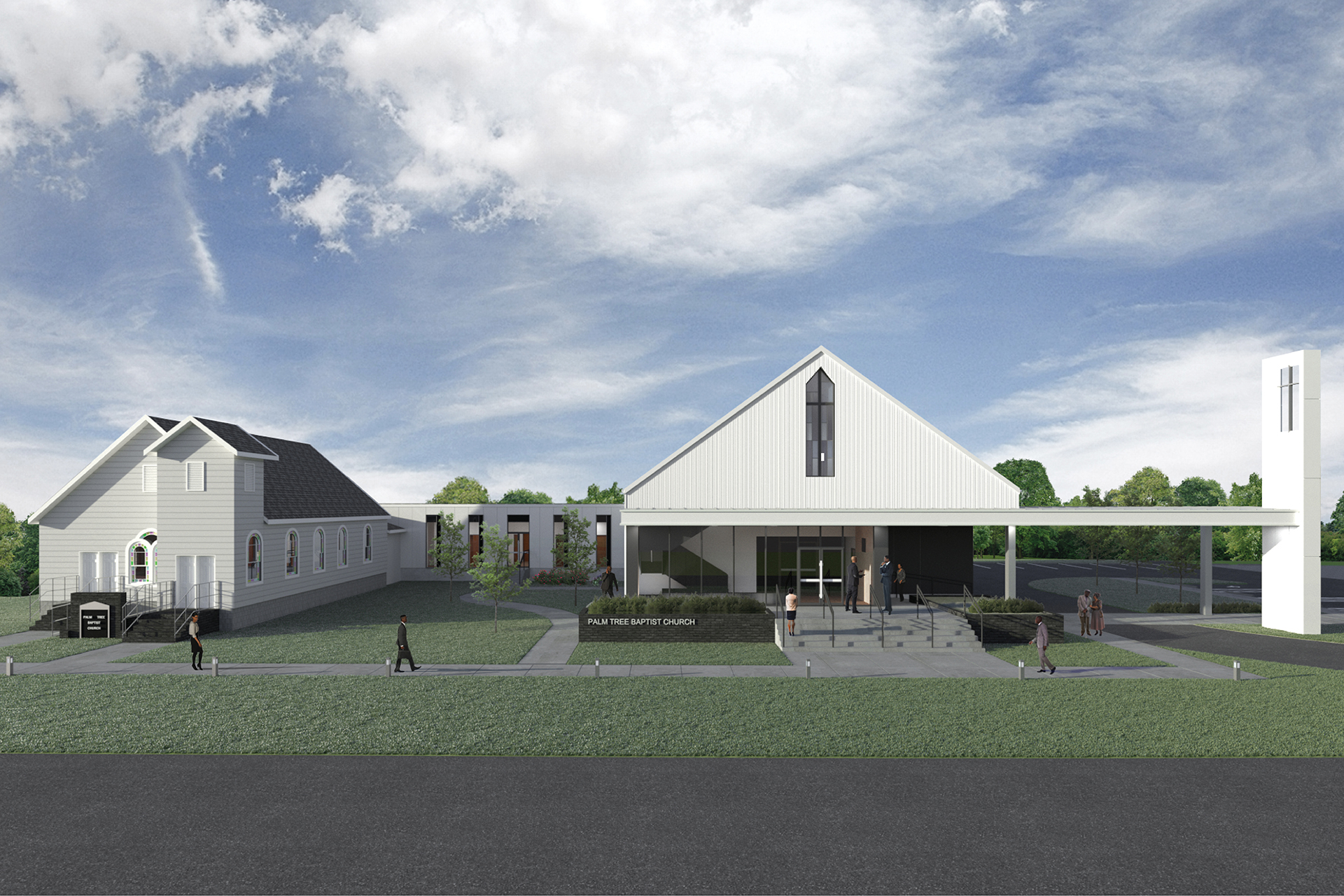 Palm Tree Baptist Church